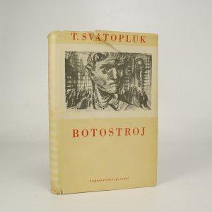 náhled knihy - Botostroj. Historie Botostroje