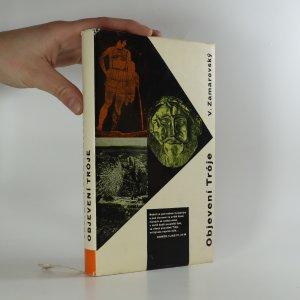 náhled knihy - Objevení Tróje (je cítit kouřem)