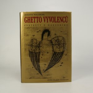 náhled knihy - Ghetto vyvolenců. Portréty z Národního