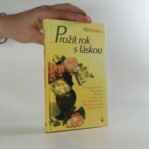 náhled knihy - Prožít rok s láskou (je cítit kouřem)