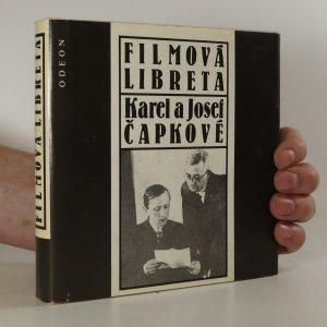 náhled knihy - Filmová libreta
