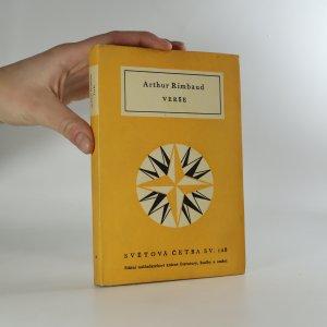 náhled knihy - Verše (je cítit kouřem)