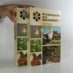 náhled knihy - Encyklopedie pro zahrádkáře 1. a 2.díl (dva svazky)