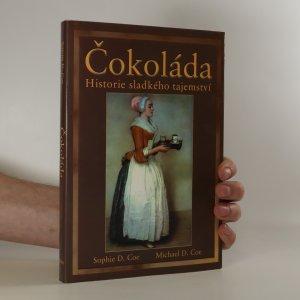 náhled knihy - Čokoláda. Historie sladkého tajemství