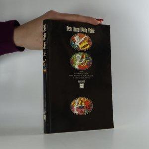 náhled knihy - Petr Hora/Péťa Vařič aneb Snadné etudy pro hrnec s pokličkou a obě ruce levé