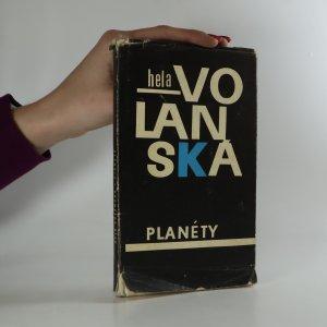 náhled knihy - Planéty (věnování autorky)