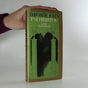 náhled knihy - Psí hřbitov a jiné kratochvíle