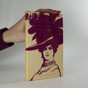 náhled knihy - Sentimentální průvodce po pražském nábřeží (věnování autora)