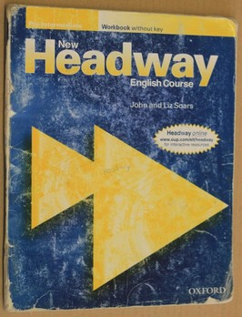 náhled knihy - New Headway English course : pre-intermediate : workbook without key