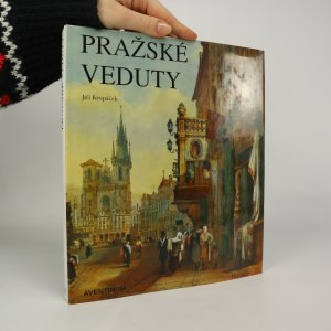 náhled knihy - Pražské veduty