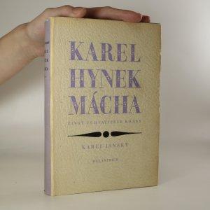 náhled knihy - Karel Hynek Mácha. Život uchvatitele krásy