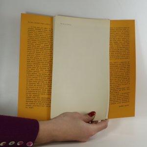 antikvární kniha Ostřím plamene (komplet), 1975