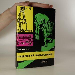 náhled knihy - Tajemství paragrafů