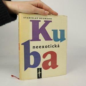 náhled knihy - Neexotická Kuba