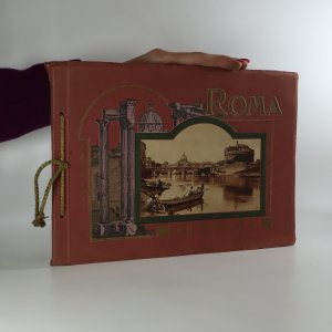 náhled knihy - Ricordo di Roma. 80 Vedute