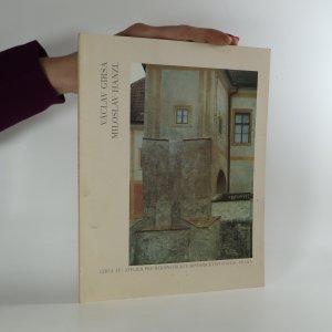 náhled knihy - Restaurování památek. Výběr prací z ateliéru z let 1991 - 2000