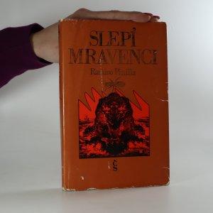 náhled knihy - Slepí mravenci
