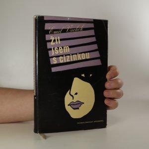 náhled knihy - Žil jsem s cizinkou