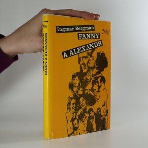 náhled knihy - Fanny a Alexandr