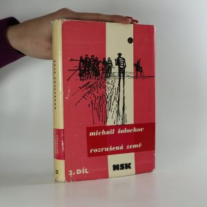 náhled knihy - Rozrušená země. 2. díl