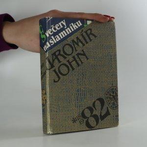 náhled knihy - Večery na slamníku