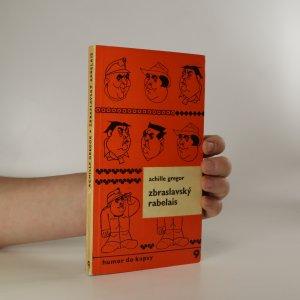 náhled knihy - Zbraslavský Rabelais