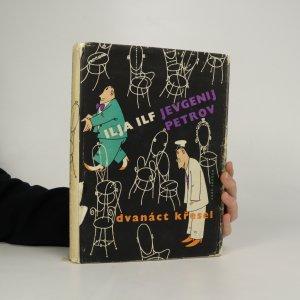 náhled knihy - Dvanáct křesel