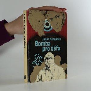 náhled knihy - Bomba pro šéfa