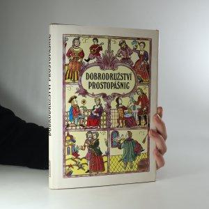 náhled knihy - Dobrodružství prostopášnic, aneb, Kratochvílná skládání ze svaté Rusi-mátušky