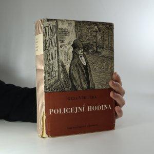 náhled knihy - Policejní hodina