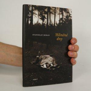 náhled knihy - Hliněné dny