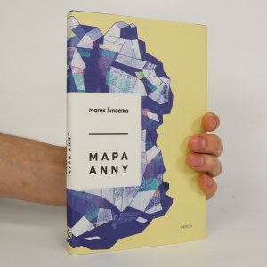 náhled knihy - Mapa Anny