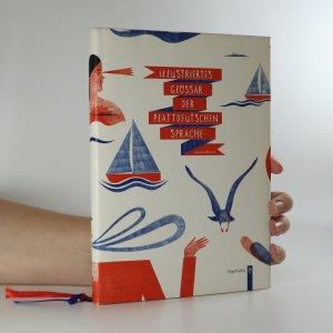 náhled knihy - Illustriertes Glossar der Plattdeutschen Sprache