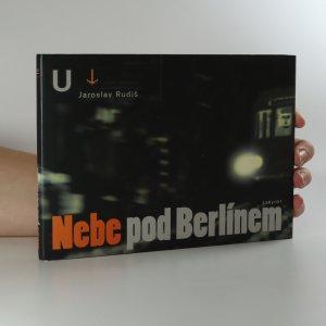 náhled knihy - Nebe pod Berlínem