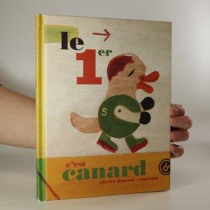 náhled knihy - Le 1er, c'est canard