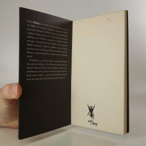 antikvární kniha Hlásky (výtisk č. 65/345), 2007