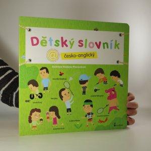 náhled knihy - Dětský slovník česko-anglický