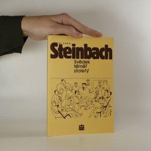 náhled knihy - Dr. Karel Steinbach. Svědek téměř stoletý