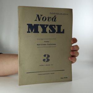 náhled knihy - Nová mysl. Revue marxismu-leninismu 3. Ročník V. (březen)