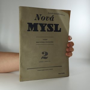 náhled knihy - Nová mysl. Revue marxismu-leninismu 2. Ročník V. (únor)
