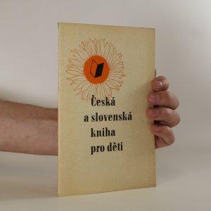 náhled knihy - Česká a slovenská kniha pro děti