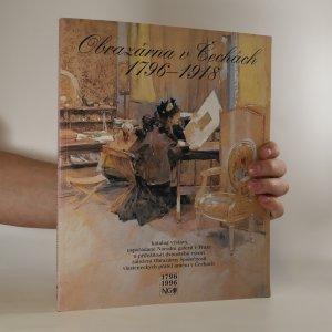 náhled knihy - Obrazárna v Čechách 1796-1918