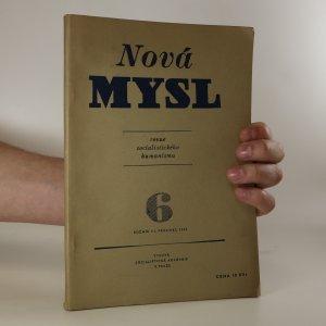 náhled knihy - Nová mysl. Ročník III. Prosinec 1949