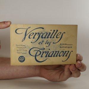 náhled knihy - Versailles et les Trianons (bloček pohlednic)
