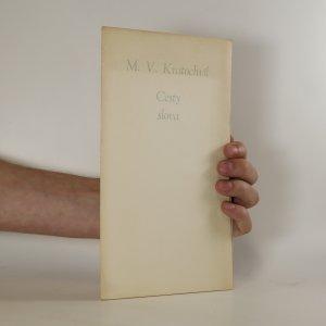 náhled knihy - Cesty slova