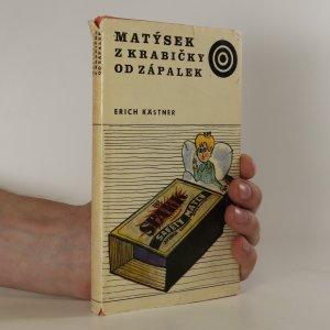 náhled knihy - Matýsek z krabičky od zápalek