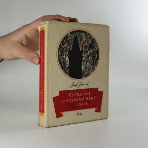 náhled knihy - Vyprávění o Staroměstské radnici