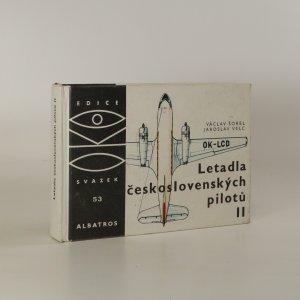 náhled knihy - Letadla československých pilotů II.