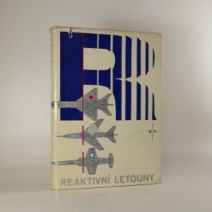 náhled knihy - Reaktivní letouny