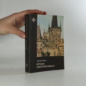 náhled knihy - Sztuka Czechosłowacji